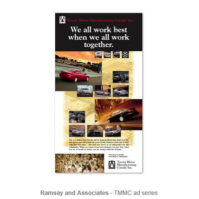 Toyota MMC ad series