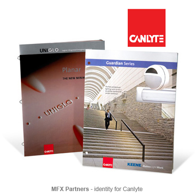 Canlyte lighting identity