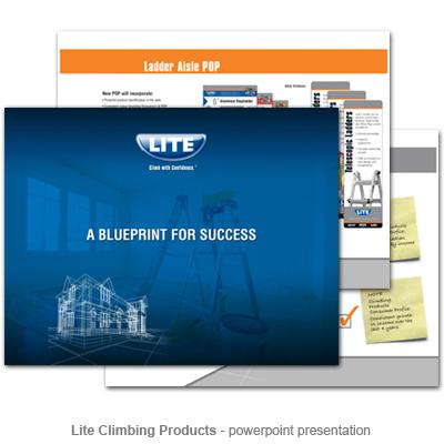 Lite Ladders powerpoint