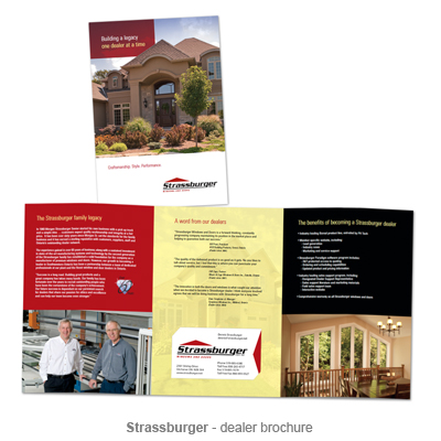 Strassburger dealer brochure