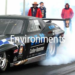 Environments portfolio